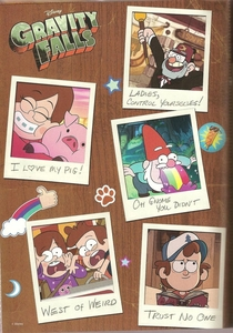 Gravity Falls (1ª Temporada) - Poster / Capa / Cartaz - Oficial 3