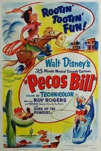 Pecos Bill - Poster / Capa / Cartaz - Oficial 1