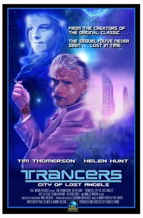 Trancers: City of Lost Angels - Poster / Capa / Cartaz - Oficial 1