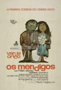 Os Mendigos - Poster / Capa / Cartaz - Oficial 1