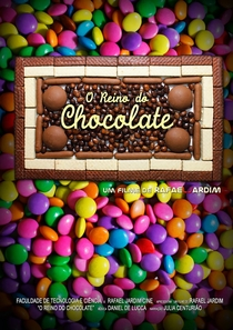O Reino do Chocolate - Poster / Capa / Cartaz - Oficial 1