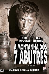 A Montanha dos Sete Abutres - Poster / Capa / Cartaz - Oficial 8