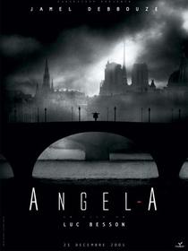 Angel-A - Poster / Capa / Cartaz - Oficial 3