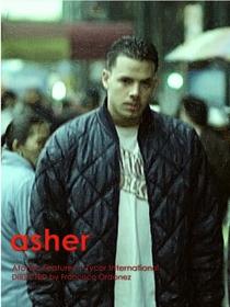 Asher - Poster / Capa / Cartaz - Oficial 1