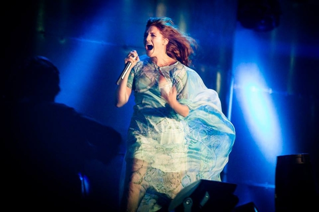 Florence + The Machine - Rock In Rio 2013
