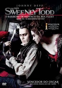 Sweeney Todd: O Barbeiro Demoníaco da Rua Fleet - Poster / Capa / Cartaz - Oficial 4