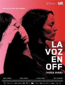 A voz em off - Poster / Capa / Cartaz - Oficial 1