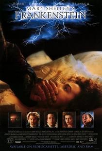 Frankenstein de Mary Shelley - Poster / Capa / Cartaz - Oficial 4