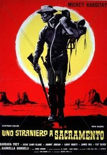 O Pistoleiro de Sacramento - Poster / Capa / Cartaz - Oficial 1