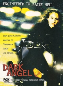 Dark Angel (1ª Temporada) - Poster / Capa / Cartaz - Oficial 2