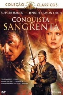 Conquista Sangrenta - Poster / Capa / Cartaz - Oficial 6