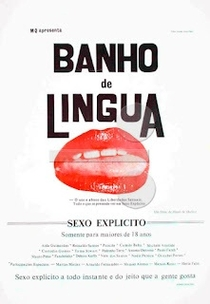 Banho de Língua - Poster / Capa / Cartaz - Oficial 2