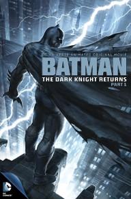 Batman: O Cavaleiro das Trevas - Parte 1 - Poster / Capa / Cartaz - Oficial 1