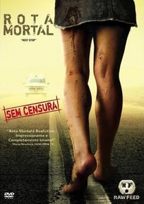 Rota Mortal - Poster / Capa / Cartaz - Oficial 1