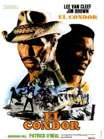 El Condor - Poster / Capa / Cartaz - Oficial 1