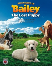 As Aventuras de Bailey - Poster / Capa / Cartaz - Oficial 1