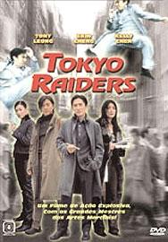 Tokyo Raiders - Poster / Capa / Cartaz - Oficial 1