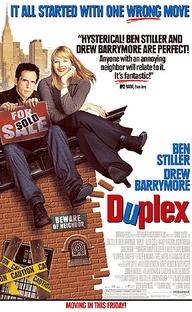 Duplex - Poster / Capa / Cartaz - Oficial 2