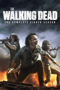 The Walking Dead (8ª Temporada) - Poster / Capa / Cartaz - Oficial 5