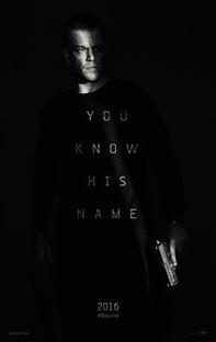 Jason Bourne - Poster / Capa / Cartaz - Oficial 3
