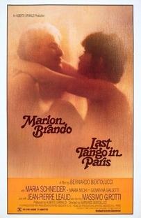 Último Tango em Paris - Poster / Capa / Cartaz - Oficial 8