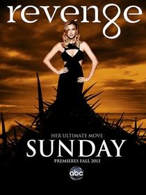 Revenge: O Primeiro Capitulo - Poster / Capa / Cartaz - Oficial 3