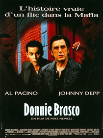 Donnie Brasco - Poster / Capa / Cartaz - Oficial 4