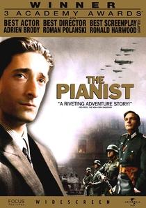 O Pianista - Poster / Capa / Cartaz - Oficial 10