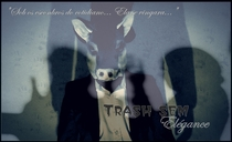 Trash sem Elégance - Poster / Capa / Cartaz - Oficial 1