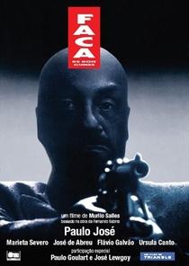 Faca de Dois Gumes - Poster / Capa / Cartaz - Oficial 1