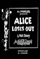 Alice Loses Out (Alice Loses Out)