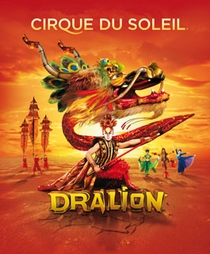 Cirque du Soleil - Dralion - Poster / Capa / Cartaz - Oficial 1