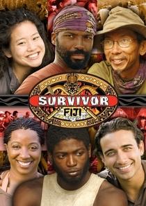 Survivor: Fiji (14ª temporada) - Poster / Capa / Cartaz - Oficial 2