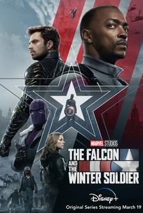 Falcão e o Soldado Invernal - Poster / Capa / Cartaz - Oficial 1