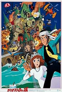 O Castelo de Cagliostro - Poster / Capa / Cartaz - Oficial 1