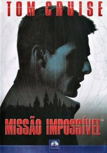 Missão: Impossível - Poster / Capa / Cartaz - Oficial 3