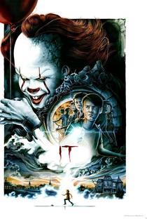 It: A Coisa - Poster / Capa / Cartaz - Oficial 2