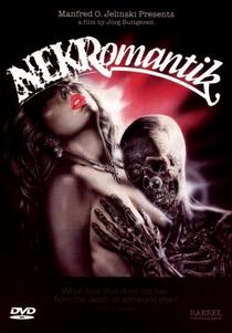 Nekromantik - Poster / Capa / Cartaz - Oficial 1