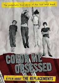 Color me Obsessed: A Film About The Replacements - Poster / Capa / Cartaz - Oficial 1