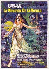 Murder Mansion - Poster / Capa / Cartaz - Oficial 1