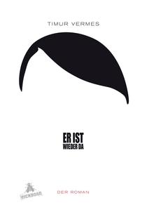 Ele Está de Volta - Poster / Capa / Cartaz - Oficial 2