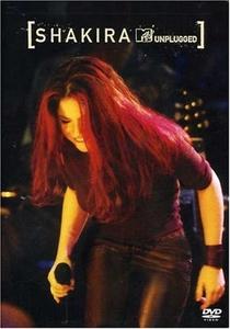 Shakira - MTV Unplugged - Poster / Capa / Cartaz - Oficial 1