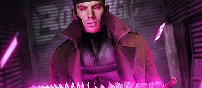 Channing Tatum confirmado como Gambit