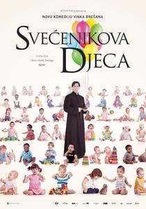 Os Filhos do Padre - Poster / Capa / Cartaz - Oficial 3