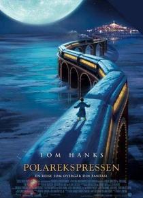 O Expresso Polar - Poster / Capa / Cartaz - Oficial 2