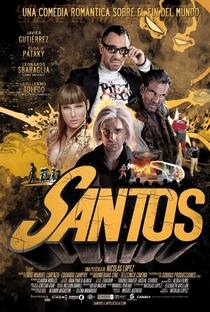Santos - Poster / Capa / Cartaz - Oficial 1