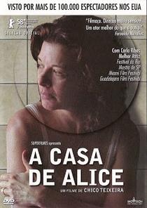 A Casa de Alice - Poster / Capa / Cartaz - Oficial 1