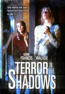 Terror nas Sombras - Poster / Capa / Cartaz - Oficial 1