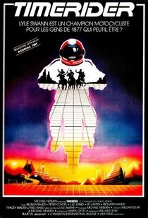 O Cavaleiro do Tempo - Poster / Capa / Cartaz - Oficial 2