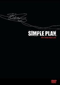 Simple Plan - MTV Hard Rock Live - Poster / Capa / Cartaz - Oficial 1